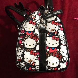 Loungefly Bags - Loungefly Hello Kitty Boston Bag